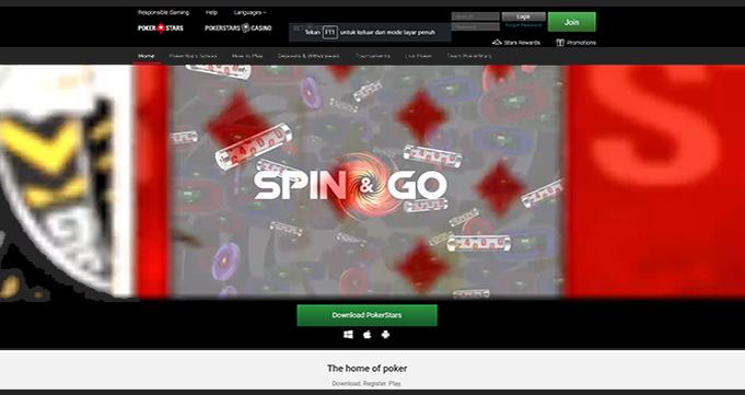 situs pokerstars